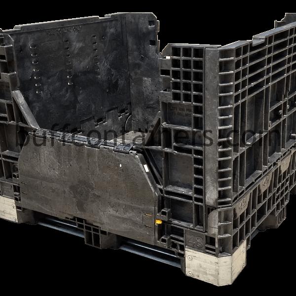 "Heavy Duty Storage Container 48x45x34"""