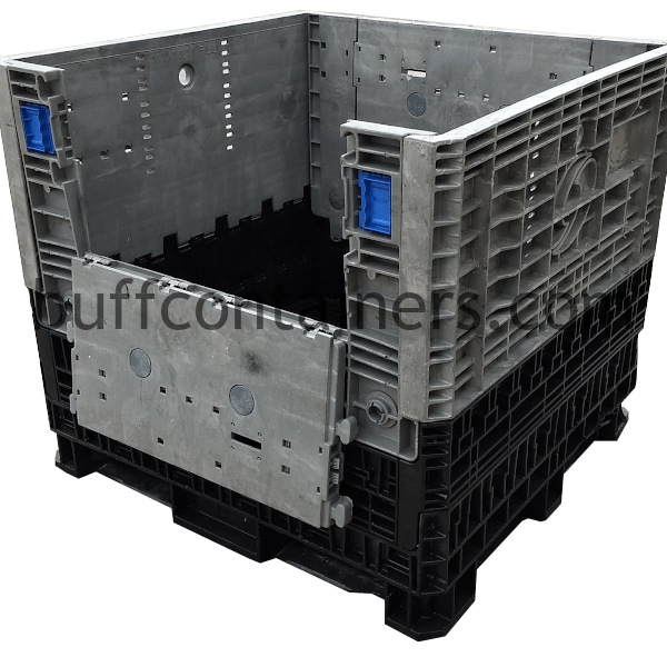 """Tall Plastic Storage Container 48x45x42"""""""