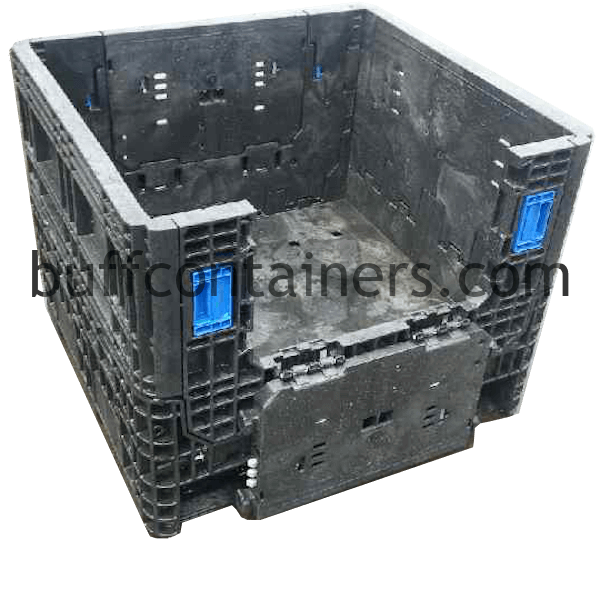SHORT HDR STORAGE CONTAINER 32X30X25″